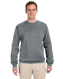 Fruit of the Loom Adult 12 oz. Supercotton™ Fleece Crew