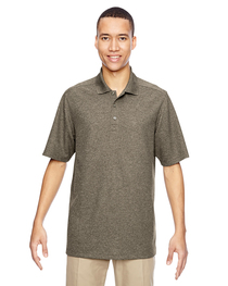 North End Men's Excursion Nomad Performance Waffle Polo