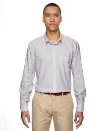 North End Men's Wrinkle-Resistant Cotton Blend Shirt