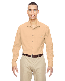 North End Men's Excursion Utility Two-Tone Performance Shirt