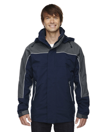 North End Adult 3-in-1 Seam-Sealed Mid-Length Jacket