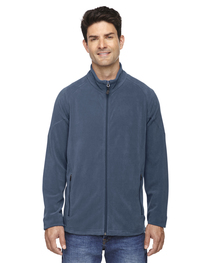 North End Men's Microfleece Unlined Jacket