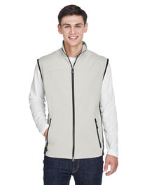 North End Men's Soft Shell Vest