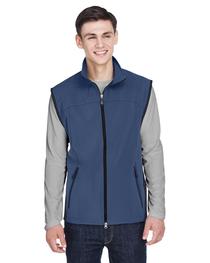 North End Men's Soft Shell Vest