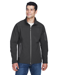 North End Men's Soft Shell Technical Jacket