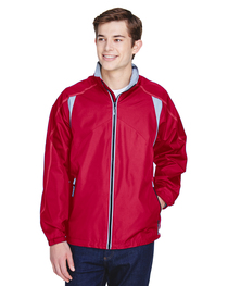North End Men's Endurance Lightweight Colorblock Jacket