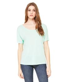 Bella Ladies' Slouchy T-Shirt