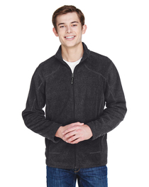 North End Men's Tall Voyage Fleece Jacket