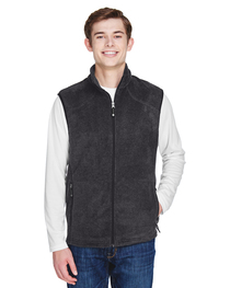 North End Men's Voyage Fleece Vest