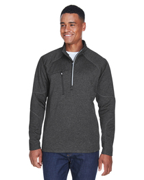 North End Adult Catalyst Performance Fleece Quarter-Zip