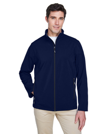 Core 365 Men's Cruise Two-Layer Soft Shell Jacket