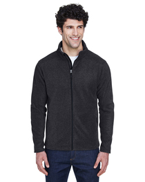 Core 365 Men's Tall Journey Fleece Jacket
