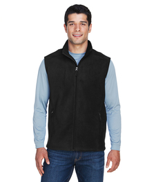 Core 365 Men's Tall Journey Fleece Vest