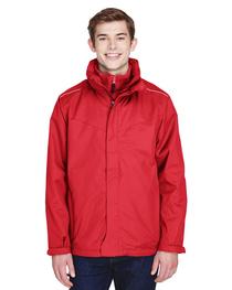 Core 365 Men's Region 3-in-1 Jacket with Fleece Liner
