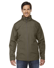 North End Men's Forecast Travel Soft Shell Jacket