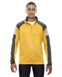 North End Men's Quick Performance Interlock Quarter-Zip