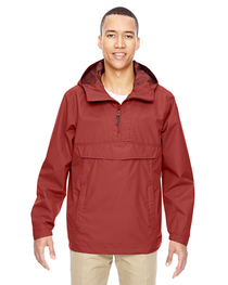North End Men's Excursion Intrepid Lightweight Anorak Jacket