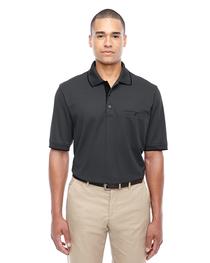 Core 365 Men's Motive Piqué Polo  Tipped Collar