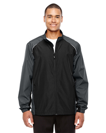 Core 365 Men's Stratus Colorblock Lightweight Jacket