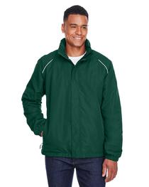 Core 365 Men's Profile Fleece-Lined All-Season Jacket
