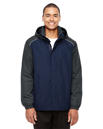 Core 365 Men's Inspire Colorblock All-Season Jacket