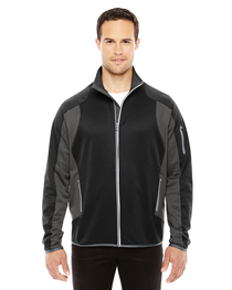 North End Men's Motion Fleece Jacket