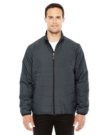 North End Men's Resolve Insulated Packable Jacket