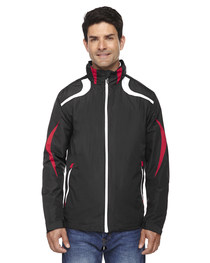 North End Men's Impact Active Lite Colorblock Jacket