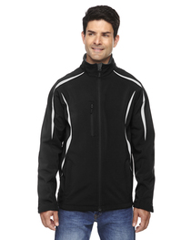 North End Men's Enzo Colorblocked Soft Shell Jacket