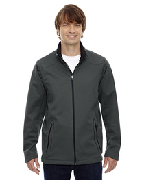 North End Men's Splice Soft Shell Jacket