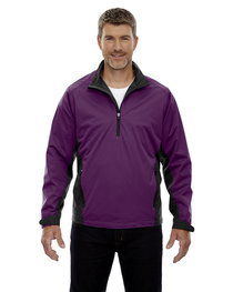 North End Men's Paragon Laminated Stretch Wind Shirt