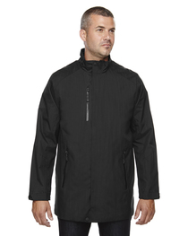 North End Men's Metropolitan Lightweight City Length Jacket