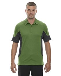 North End Men's Refresh UTK cool logik™ Coffee Polo