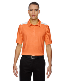 North End Men's Reflex UTK Cool Logik™ Embossed Polo