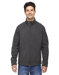 North End Skyscape Textured Soft Shell Jacket