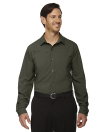 North End Men's Rejuvenate Shirt  Roll-Up Sleeves
