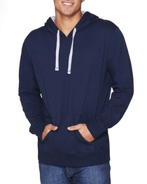 Next Level Unisex French TerryPullover Hoody