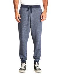 Next Level Men's Denim Fleece Jogger Pant