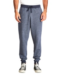 Next Level Men's Denim Fleece Jogger Pant