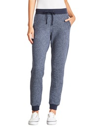 Next Level Ladies' Denim Fleece Jogger Pant