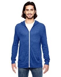 Alternative Unisex Eco-Jersey™ Zip Hoodie