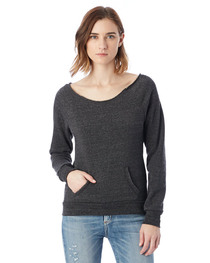 Alternative Ladies' Maniac Eco-Fleece Sweatshirt