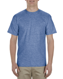 Alstyle Adult 5.5 oz.,  Soft Spun Cotton T-Shirt