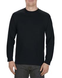 Alstyle Adult 5.1 oz.,  Soft Spun Cotton Long-Sleeve T-Shirt