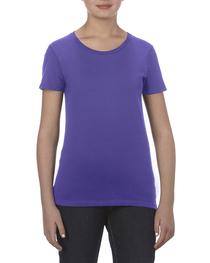 Alstyle Missy 4.3 oz., Ringspun Cotton T-Shirt