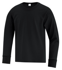 ATC™ Everyday Cotton Long Sleeve Youth Tee
