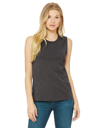 Bella Ladies' Jersey Muscle Tank