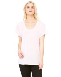 Bella Ladies' Flowy Raglan T-Shirt