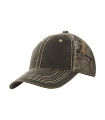 ATC™ Realtree® Pigment Dyed Camouflage Cap
