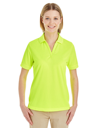 Core 365 Ladies' Pilot Textured Ottoman Polo